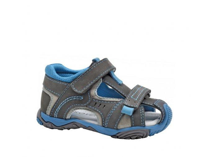 GIFT 491 bronze dámska obuv