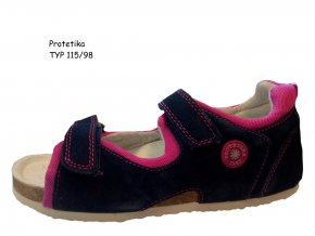 Kornecki det.sandále 4761