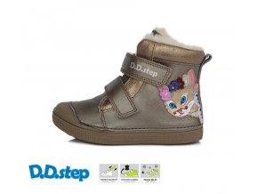 D.D.Step 120-049-975 detská zimná obuv