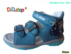 D.D.Step 021-070-933 det.obuv royal blue