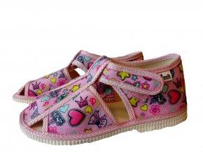 Manik detské papučky 310/2s