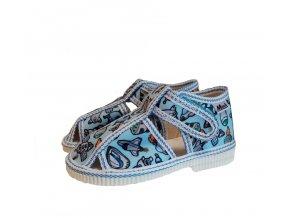 Manik detské papučky 917/1S