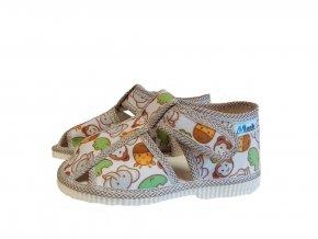 Manik detské papučky 310/1s