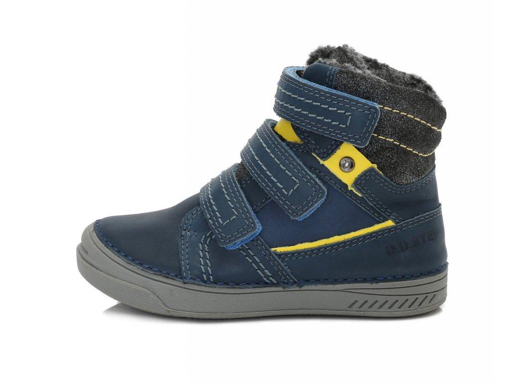 D.D. step chlapecká zimní obuv 040-426AM - Obuv Luna - Miluše Liznová 2e122bf101