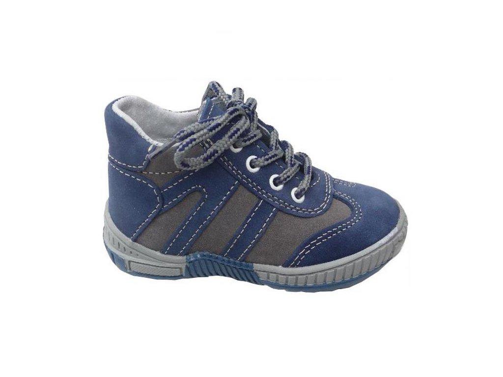 eb6d767f6e Jonap 014 N dětská kožená obuv - Obuv Luna - Miluše Liznová