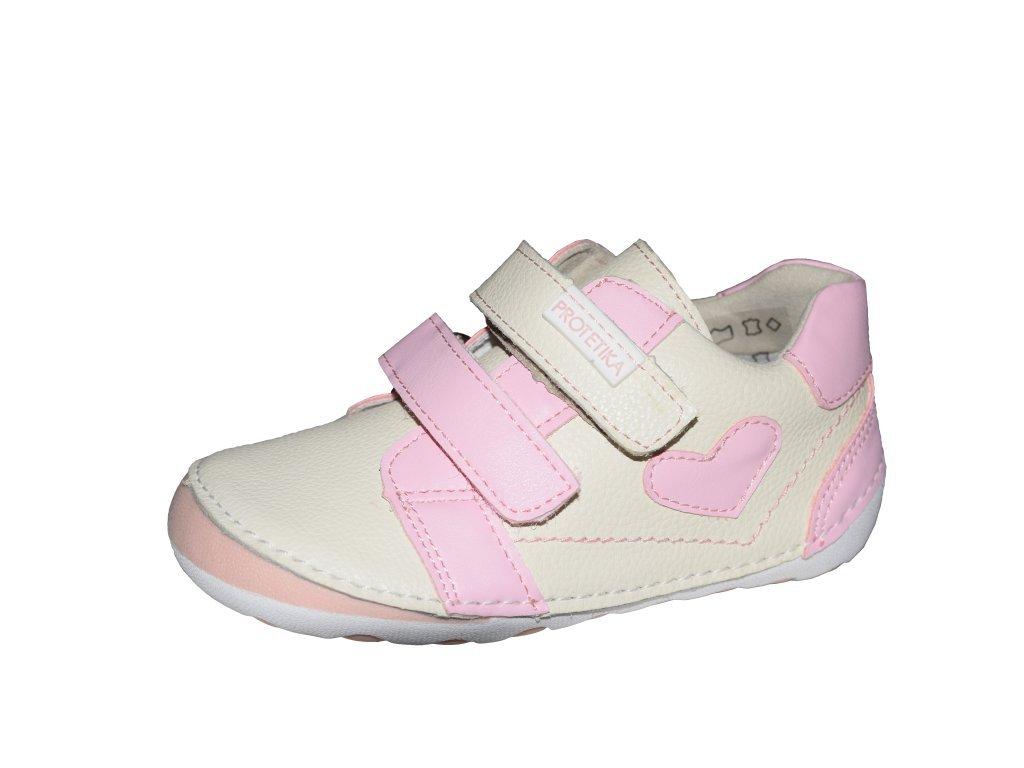6d9d39a5c501 Protetika dívčí obuv PONY beige - Obuv Luna - Miluše Liznová