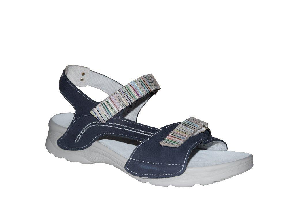 a226457c4985 Medistyle dámské zdravotní sandály SAŠA LS-T29 P - Obuv Luna ...