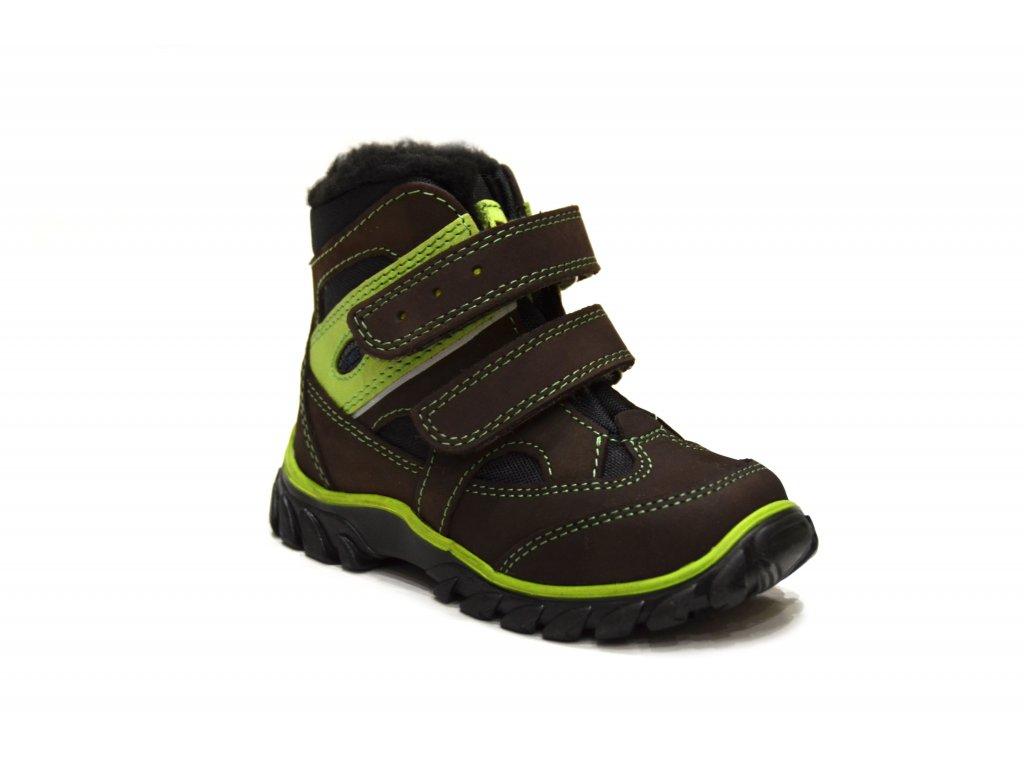 55530d44320 Dětská zimní obuv Fare 846221