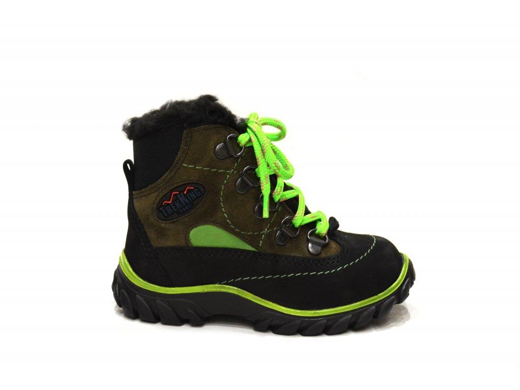 Fare dětská zimní obuv 847214 ... f282ae0ec4