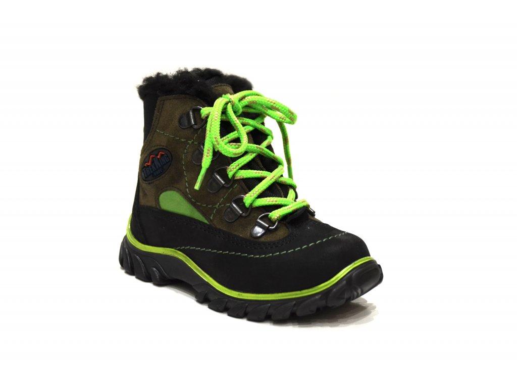 Dětská zimní obuv Fare 847214 9ccce6acf4