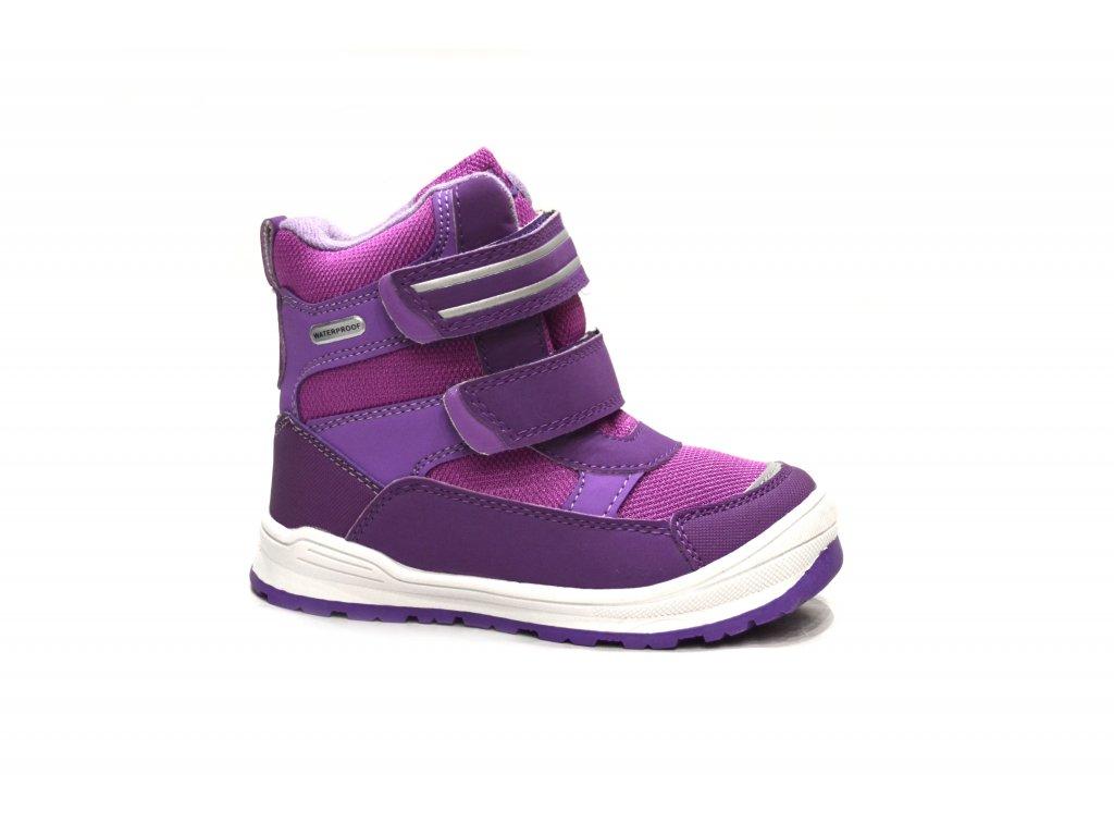 Bugga dětská zimní obuv B081 ... 82c382c55b