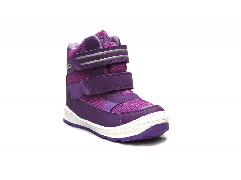 Bugga dětská zimní obuv B081 5bcc25a5fd
