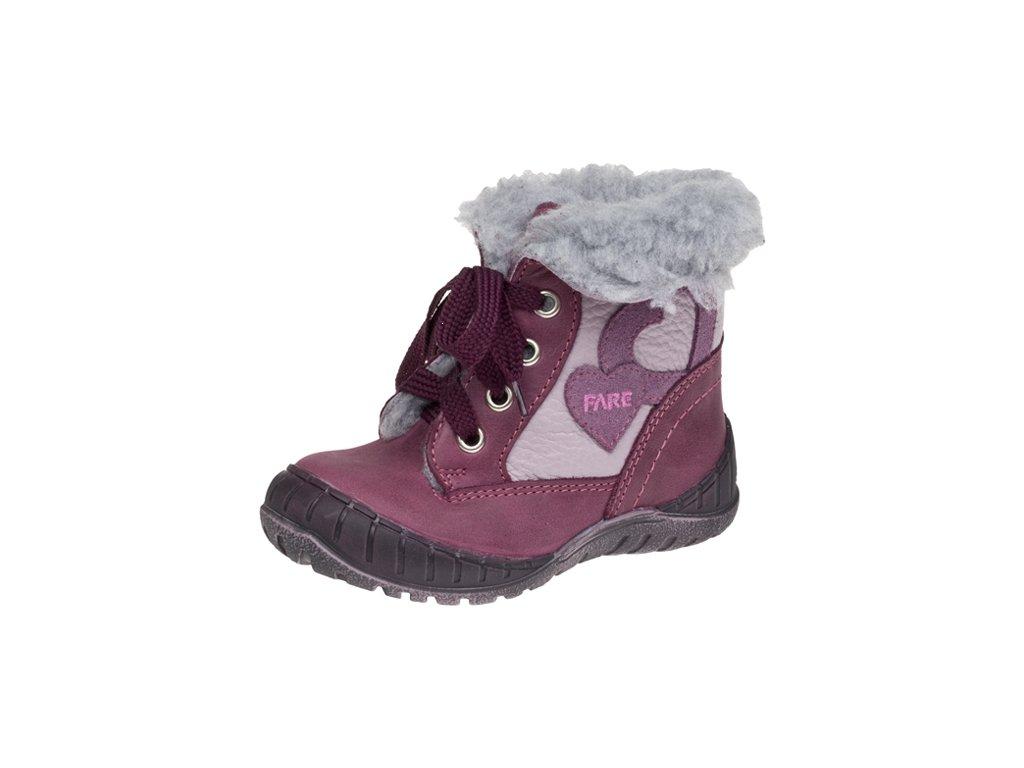 74e77eb50f9a Fare dívčí zimní obuv 844196 - Obuv Luna - Miluše Liznová