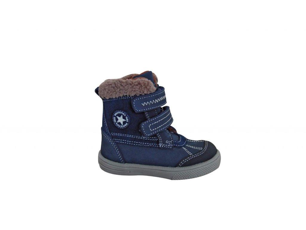3863dfa168e Protetika dětská obuv Frenk - Obuv Luna - Miluše Liznová