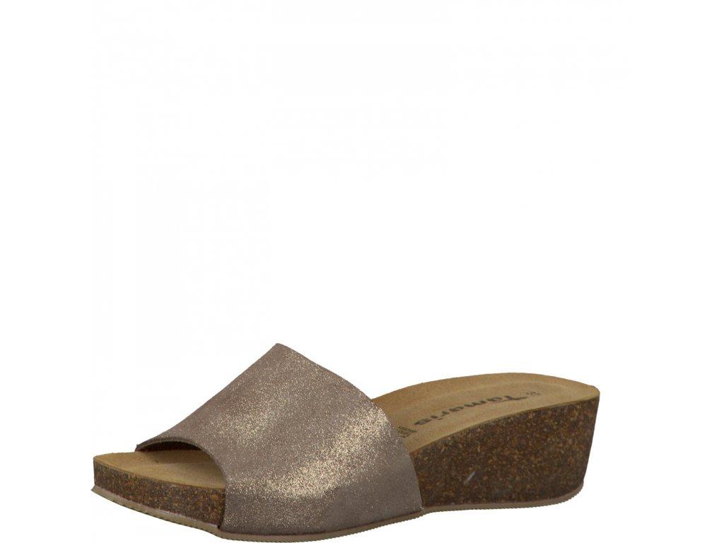 df07509cc891 Tamaris dámské pantofle 1-27209-28 - Obuv Luna - Miluše Liznová