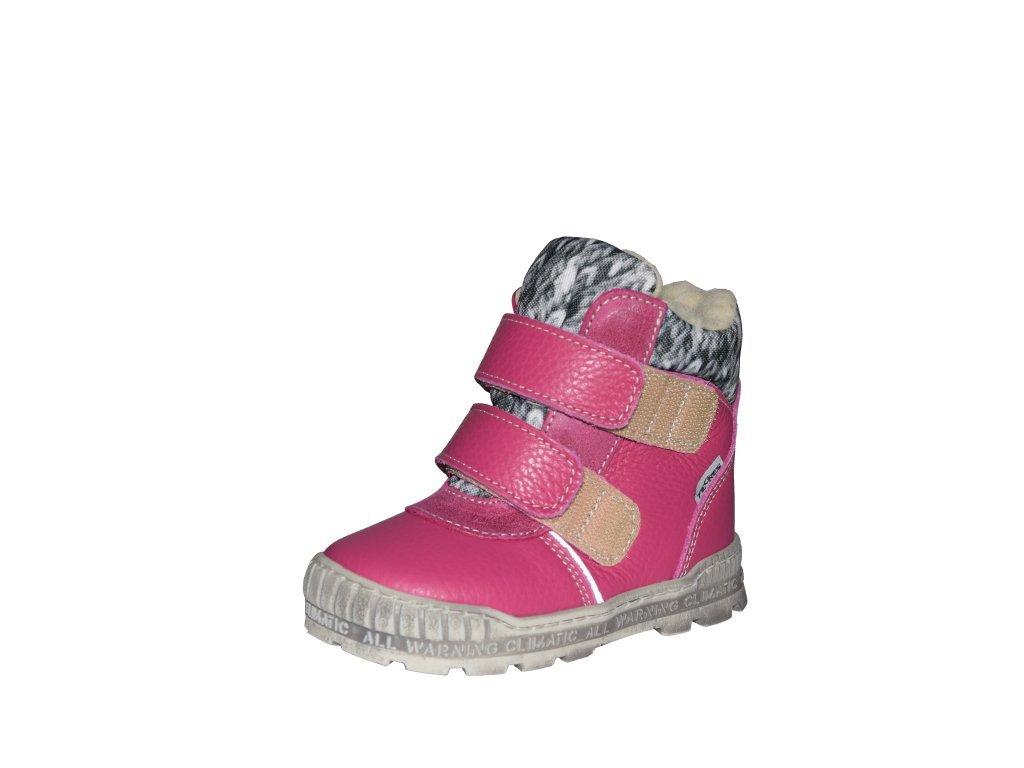 Pegres dětská zimní obuv 1702 - Obuv Luna - Miluše Liznová 79740d10c6