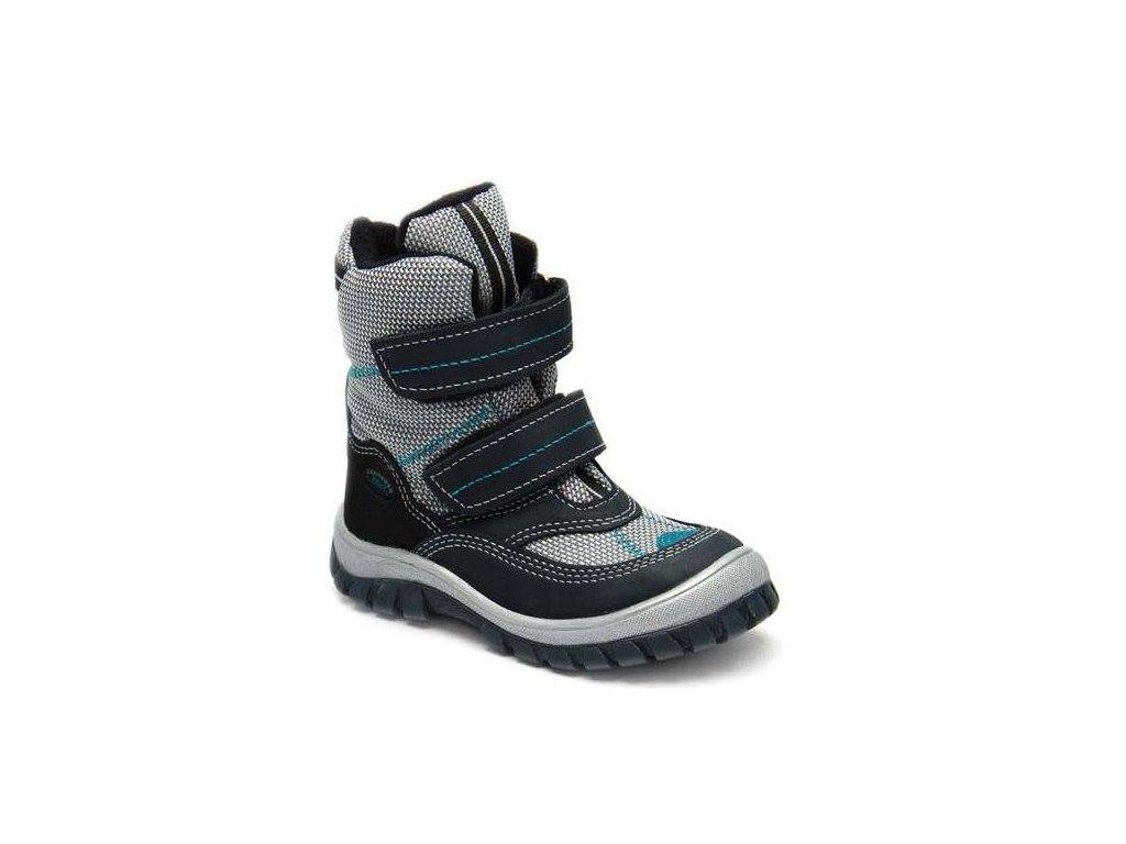 c0660b9710 Fare 846201 dětská kožená obuv - Obuv Luna - Miluše Liznová