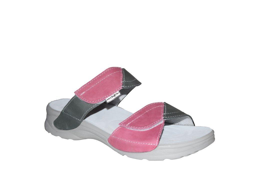 69c810a3f2f2 Medistyle zdravotní pantofle JORGA 8J-T16 1-5 2 - Obuv Luna - Miluše ...
