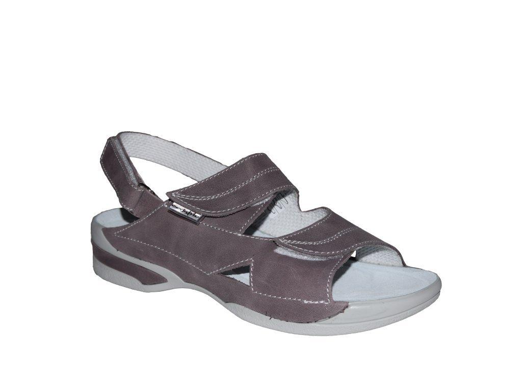 41c574045cb2 Medistyle zdravotní obuv LUCY 5L-E2LA - Obuv Luna - Miluše Liznová