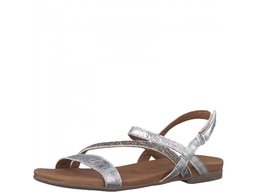 0a659daabf41 Tamaris dámské sandály 1-28118-20 - Obuv Luna - Miluše Liznová