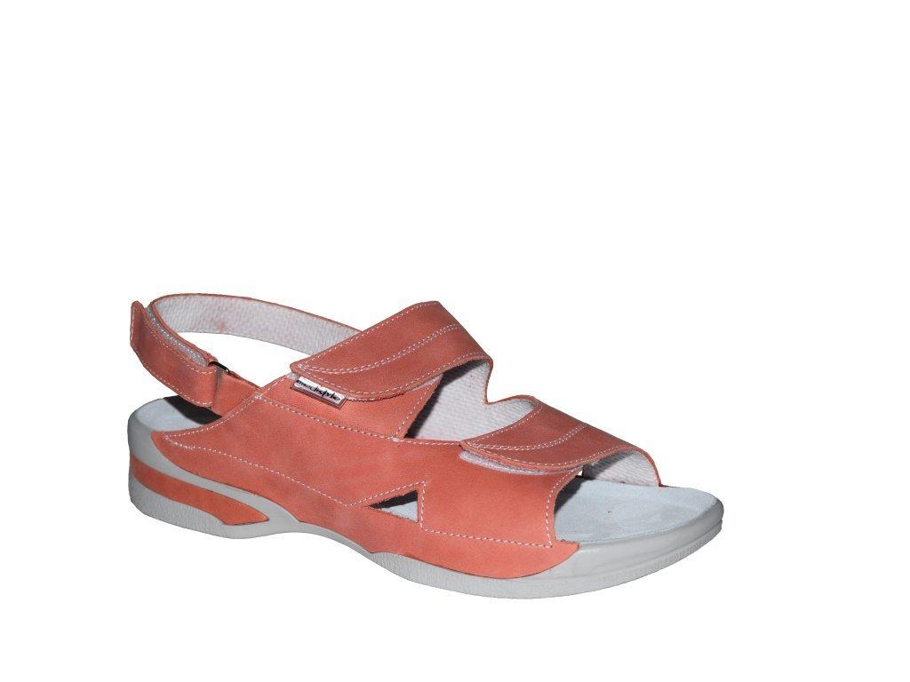 30c9beb124cb Medistyle zdravotní sandály LUCY 5L-E28 - Obuv Luna - Miluše Liznová