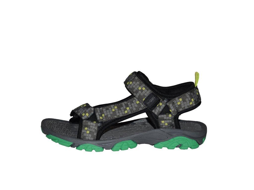 fee507034921 Bugga chlapecké sandály B00148-09 - Obuv Luna - Miluše Liznová