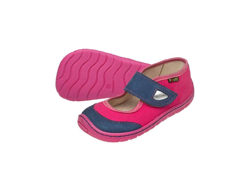 c81f02a06a Fare dětská textilní obuv 5163451 - Obuv Luna - Miluše Liznová