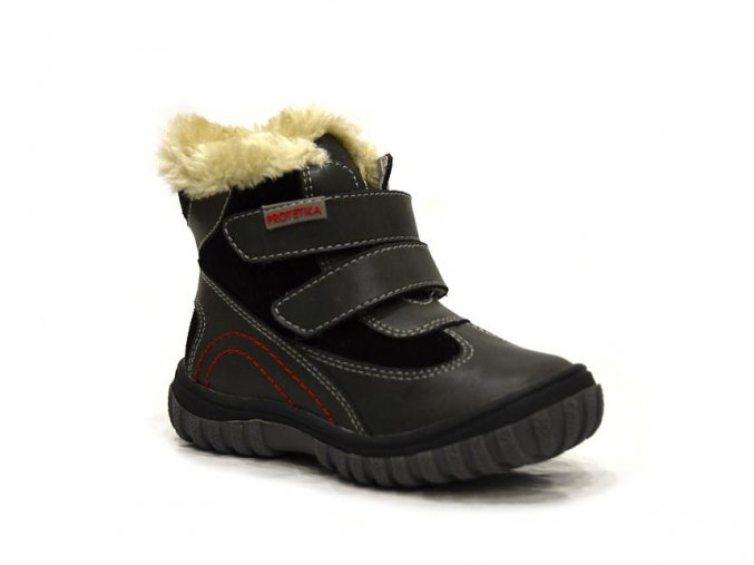 Protetika dětská zimní obuv Bruk