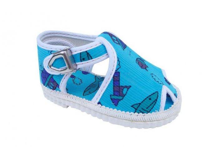 Jonap sandálky - různé barvy