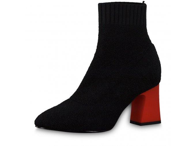 Tamaris dámská kotníková obuv 1-25387-23