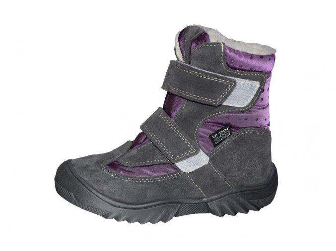 Jonap dívčí zimní obuv 024S