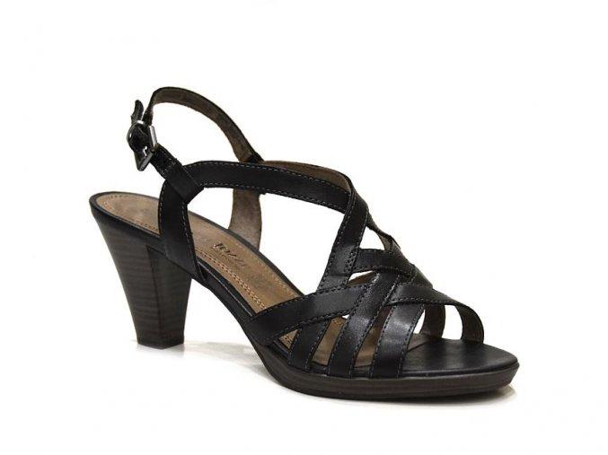 Marco Tozzi pásková obuv 2-28372-20