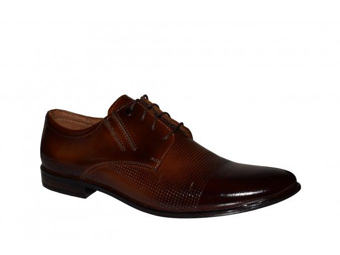 De plus pánská společenská obuv 482-324