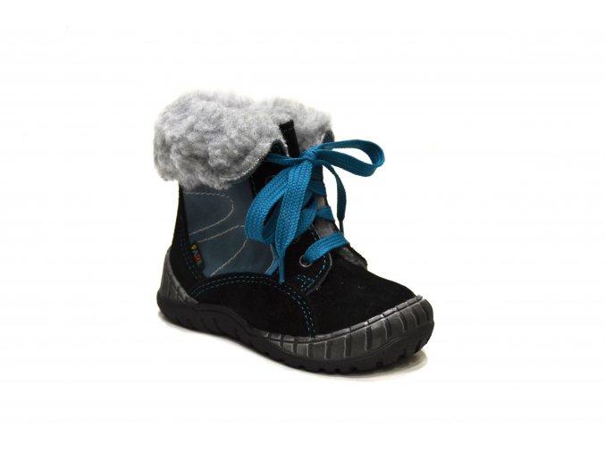 Fare dětská zimní obuv 2145211