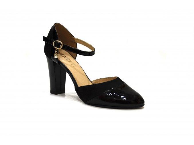 Společenská obuv Venetti 942