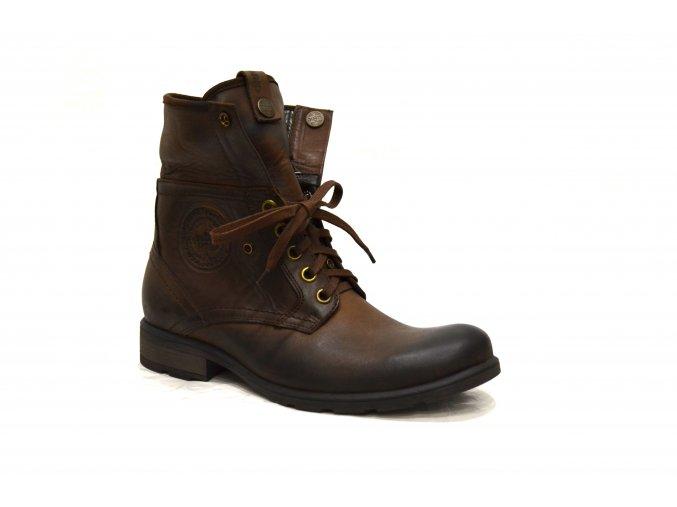 Zimní obuv Giatoma Niccoli 10-0073-002
