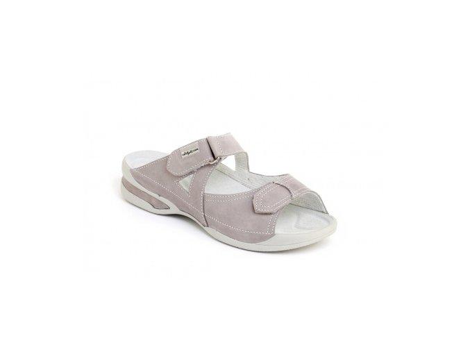 Medistyle zdravotní pantofle  Sabina 6S-E19/1