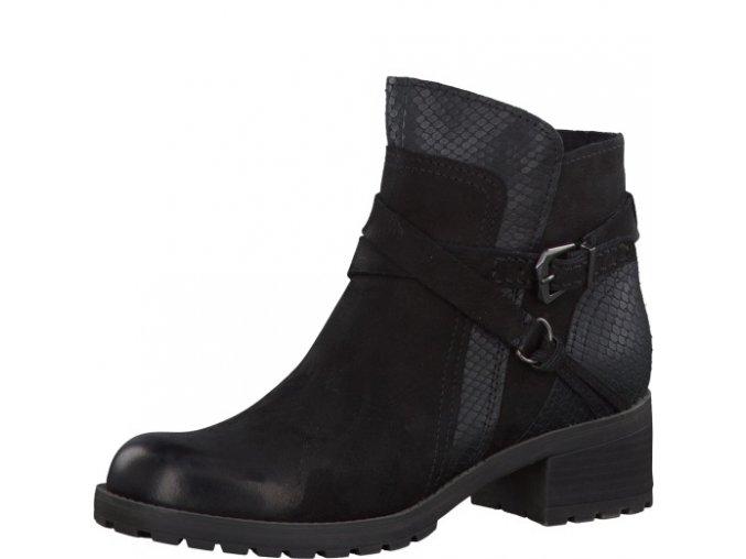 Marco Tozzi kotníková obuv  2-25470-27