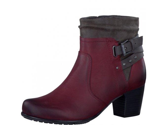 Jana kotníková obuv 8-25330-27