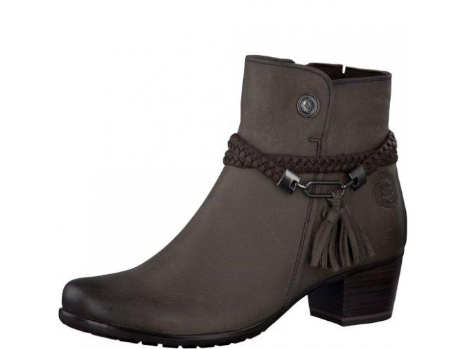 Marco Tozzi kotníková obuv 2-25383-27