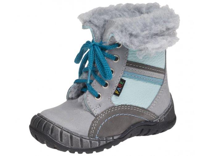 Fare dětská zimní obuv 2145163