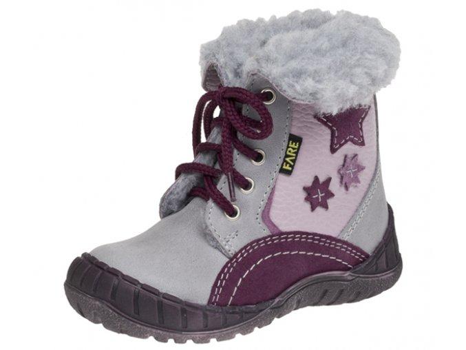 Fare dětská zimní obuv 2145193