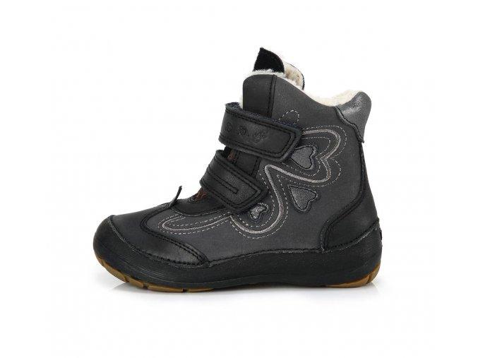 D.D.step dívčí obuv 023-316BL