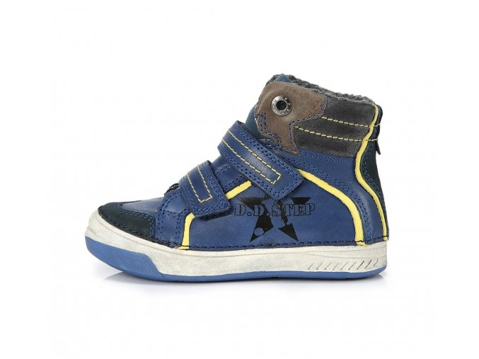 D.D.step chlapecká obuv 040-20L