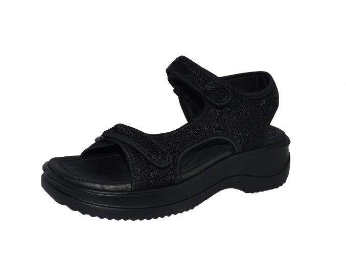 Azaleia dámské sandály 323/černá