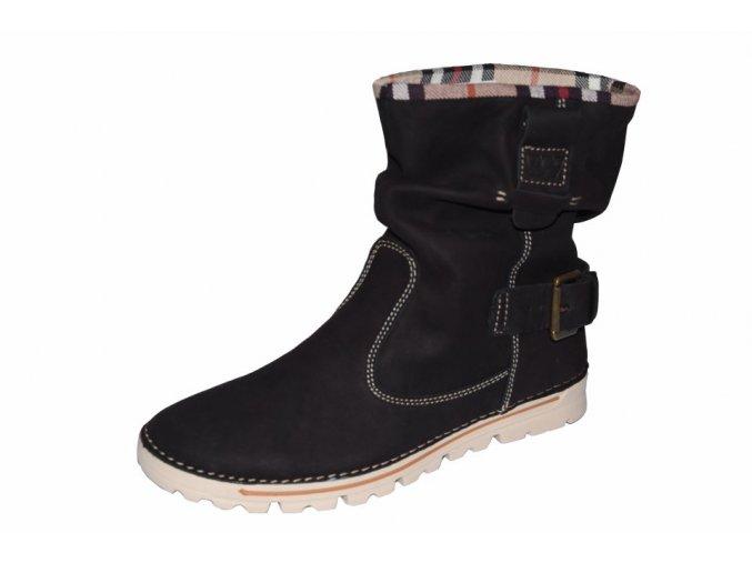 Weinbrenner kotníková obuv PZ6-W1775-z63