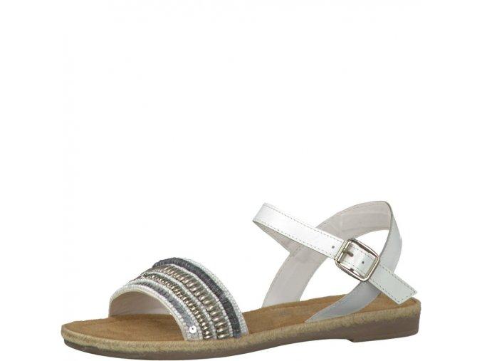 Marco Tozzi letní sandály 2-28126-28