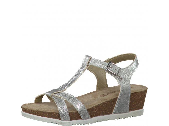 Marco Tozzi dámské sandály 2-28733-28