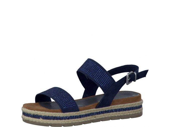 Marco Tozzi dámské sandály 2-28403-28