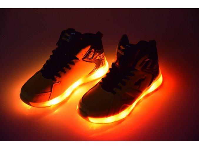 KangaRoos dětská volnočasová obuv K-LEV VI HI